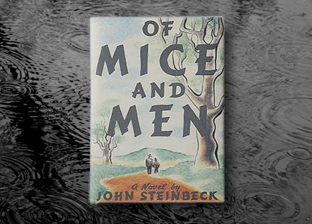 sad books steinbeck