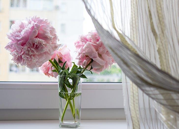 self care flowers