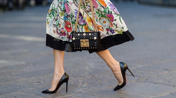The Most Awesome Trick to Keep Your Skirt from Twisting Around Your Waist