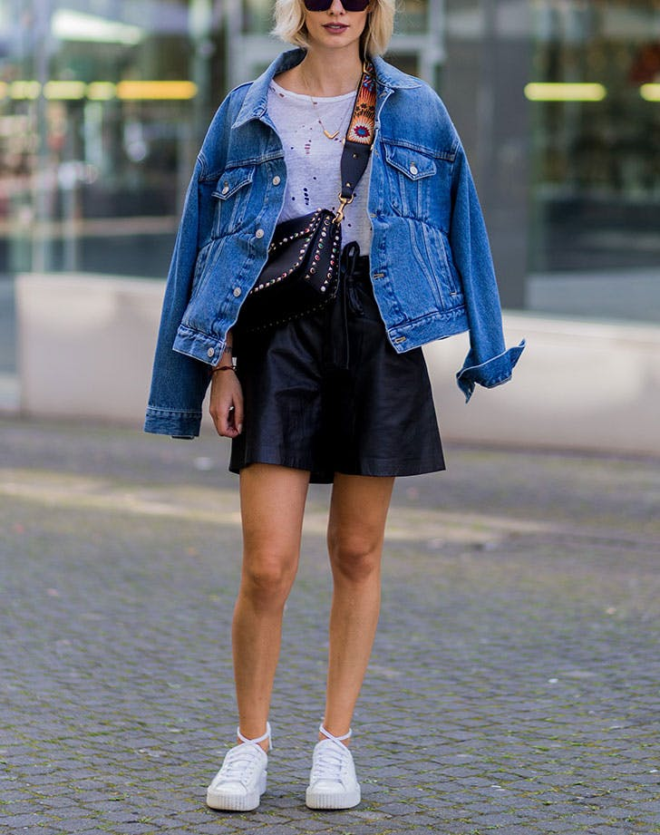 spring outfits jeanjacket