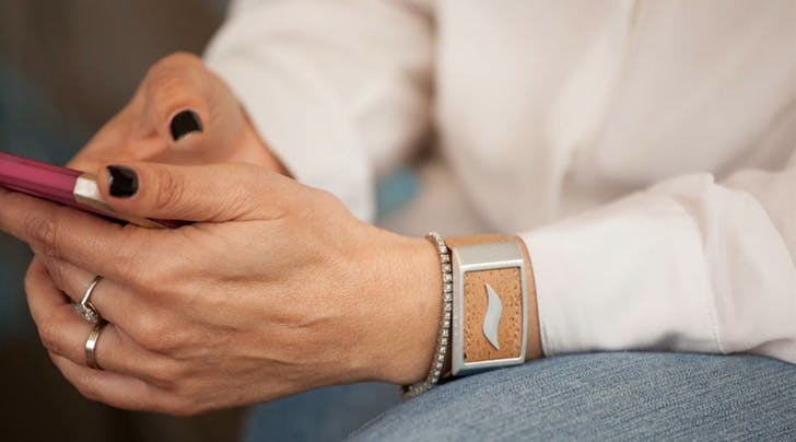 This Stress Therapy Bracelet Is Like Digital Xanax