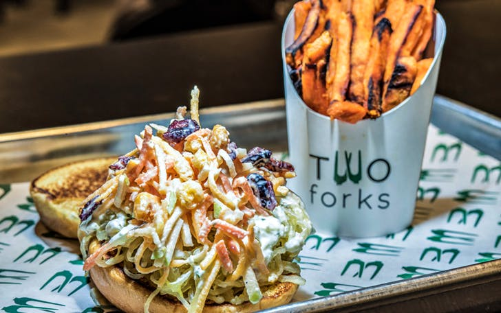 two forks new ny restuarants