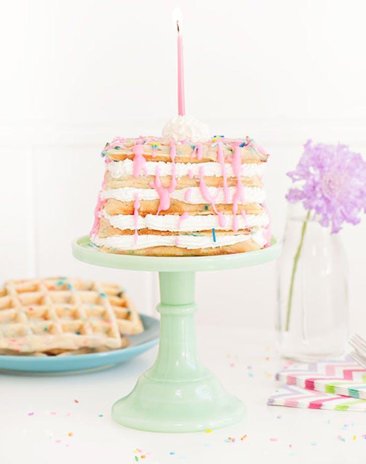 waffle cake 3