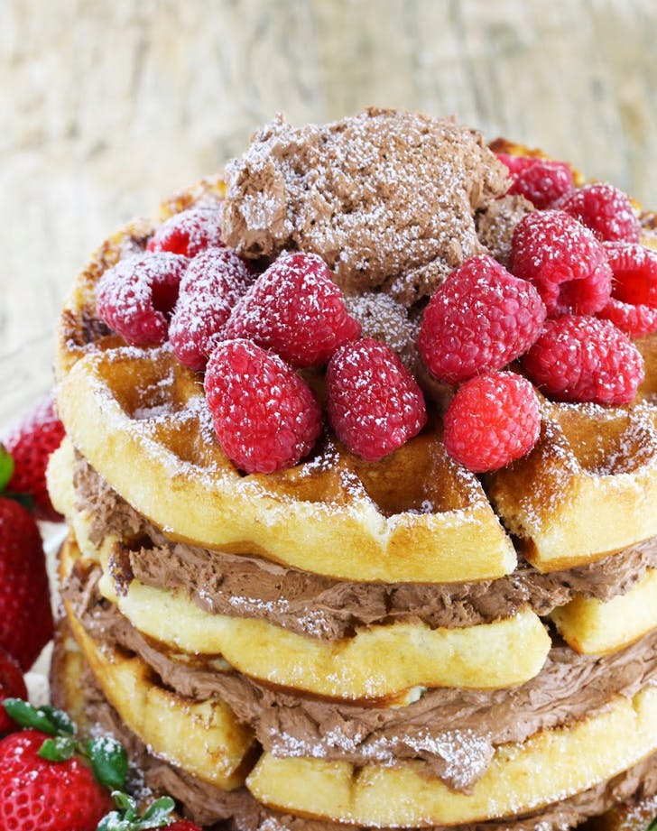 waffle cake 4