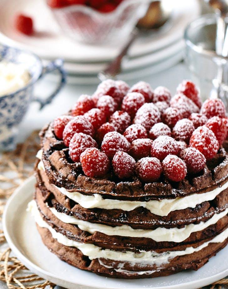 waffle cake 8