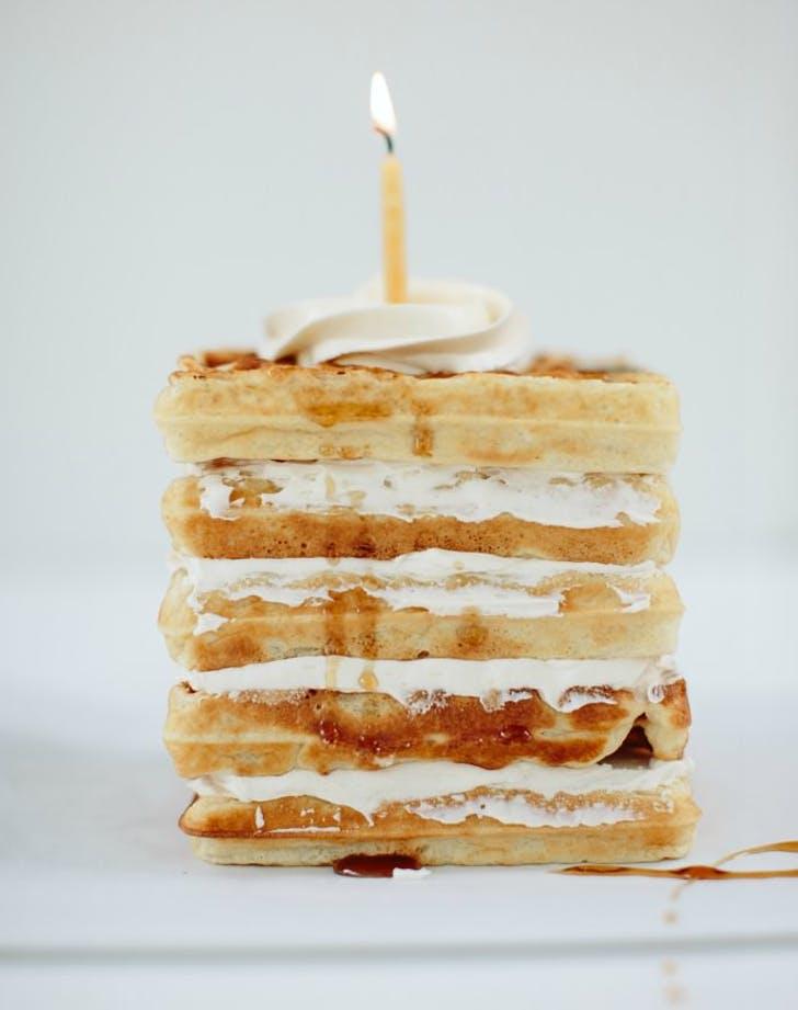 waffle cake 9
