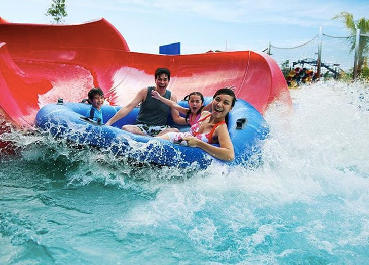 water park dubai
