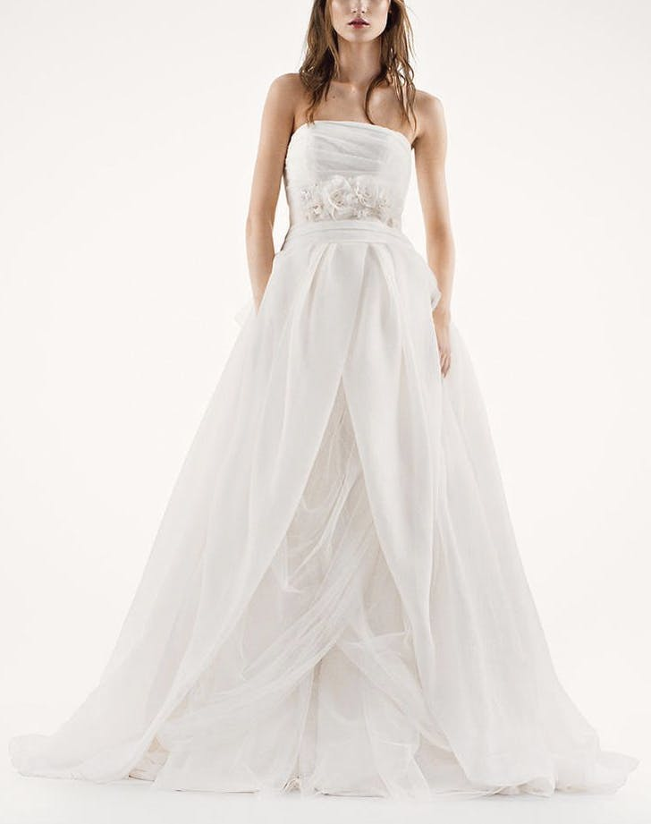 the best wedding dress for your body type purewow
