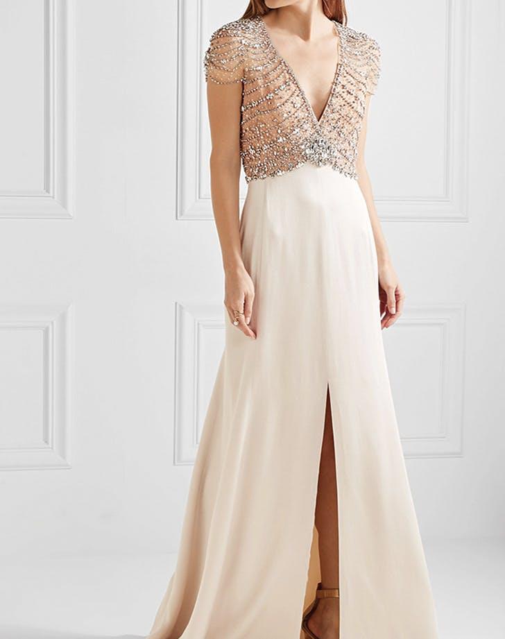 wedding dress petite