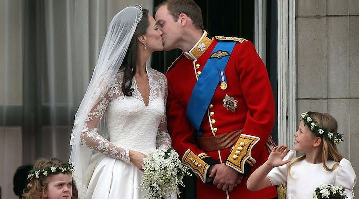 Guys, You Can Now Have a Royal Wedding Just Like Kate Middleton