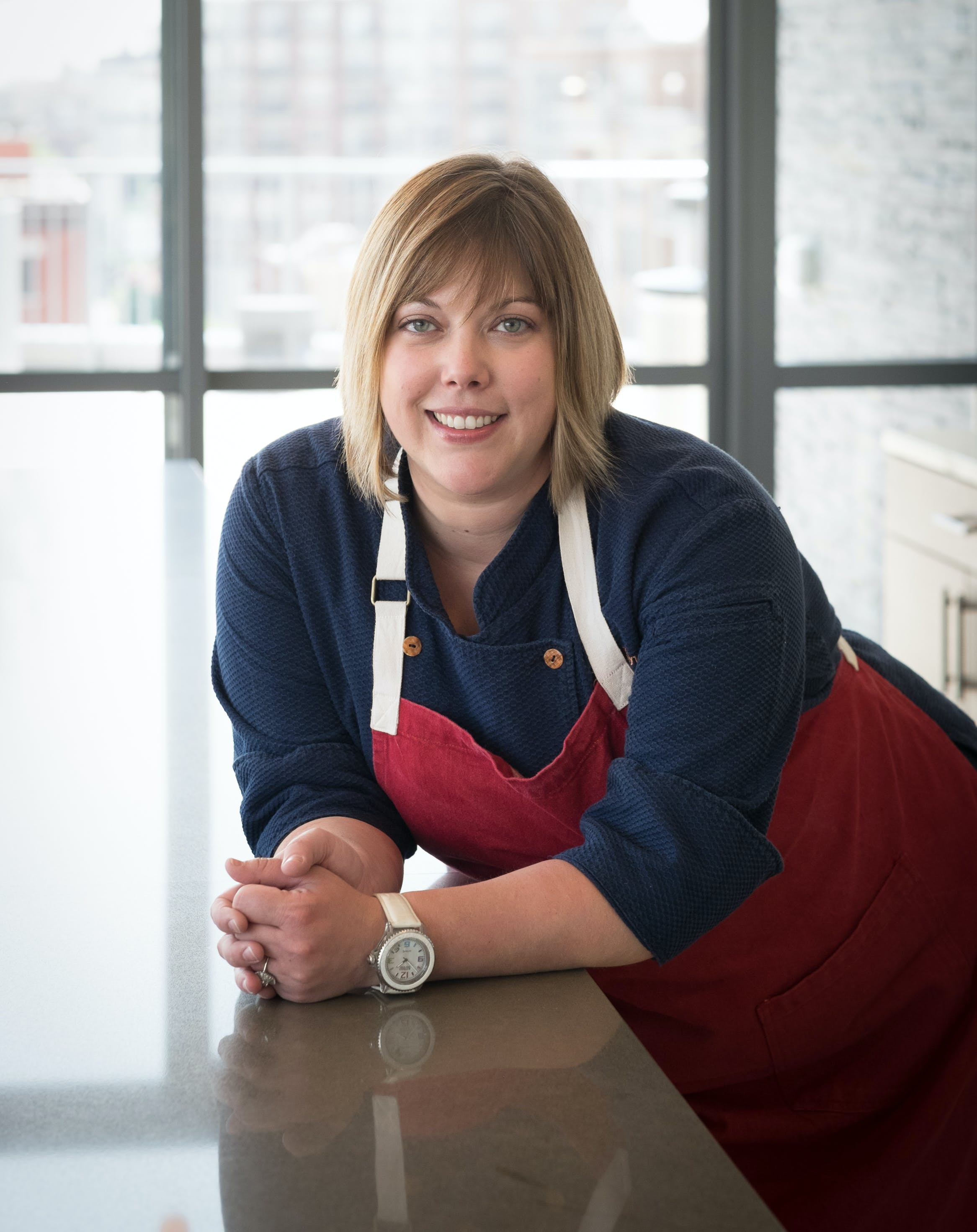 Sarah Grueneberg of Monteverde lady run restaurants chicago