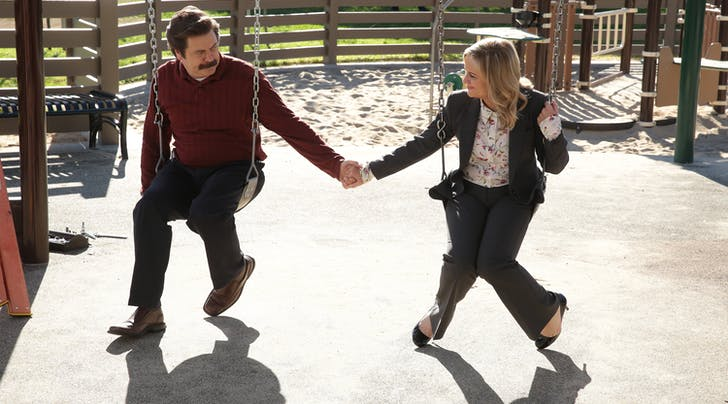 Amy Poehler and Nick Offerman Reunite for Magical New NBC Series