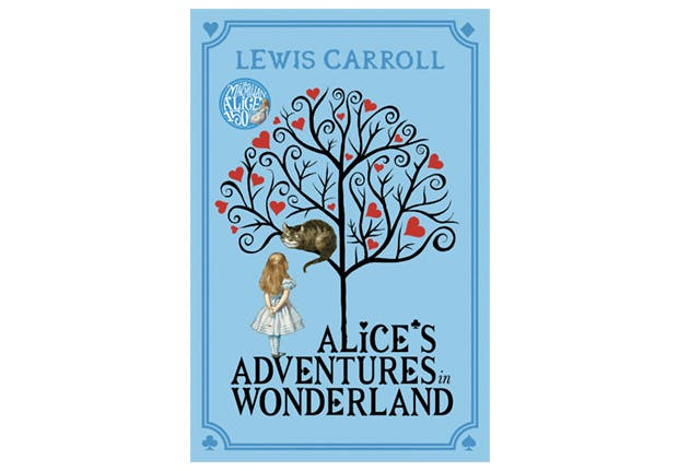 a comparison of harry potter and sorcerers stone and alices adventures in wonderland Fantasy books: there's a whole  the following quote from harry potter and the sorcerer's stone illustrates the idea  alice's adventures in wonderland obviously.