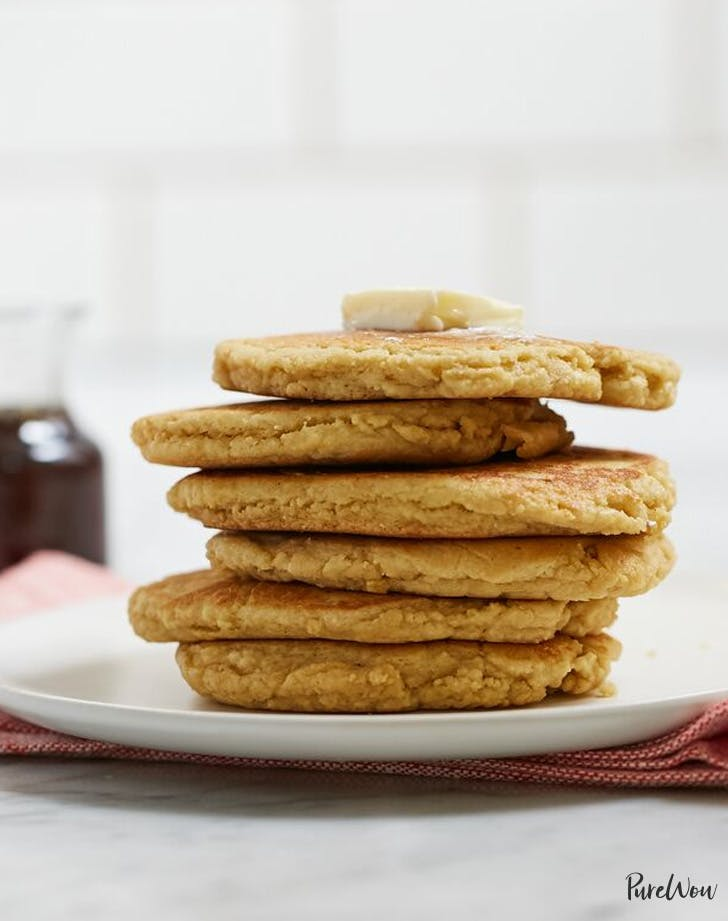 almond pancakes list