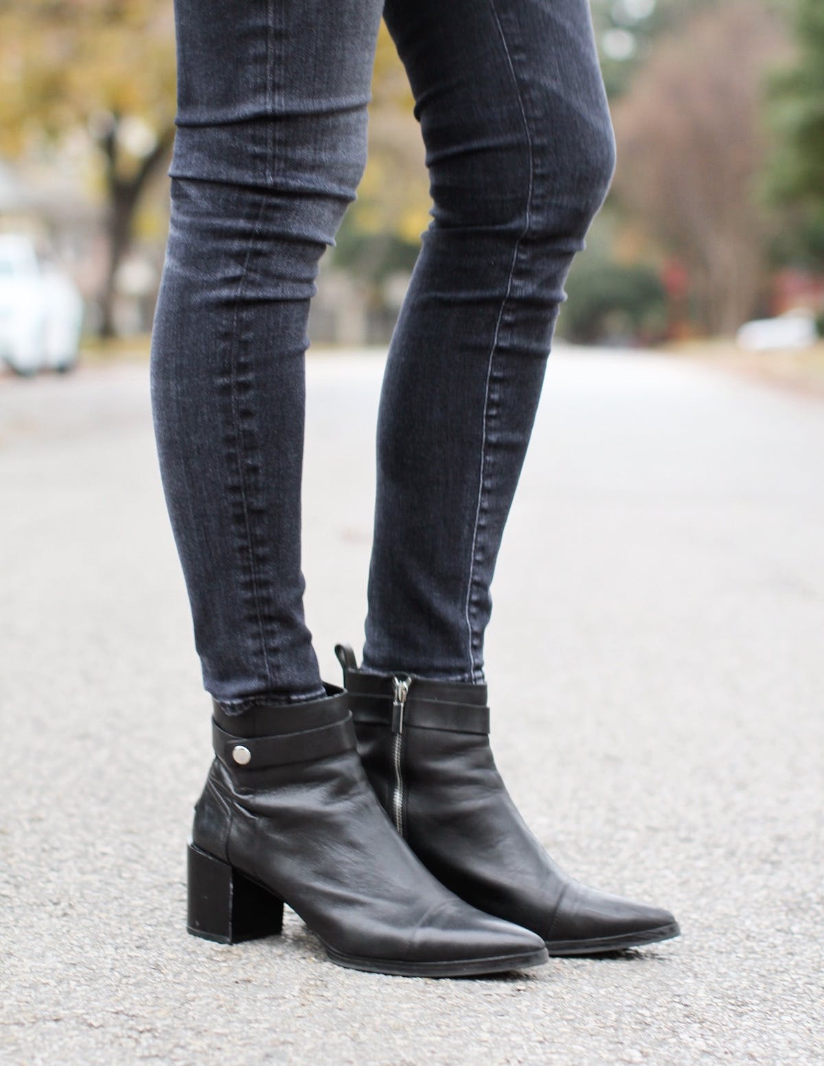 ankle boots dallas wardrobe staples