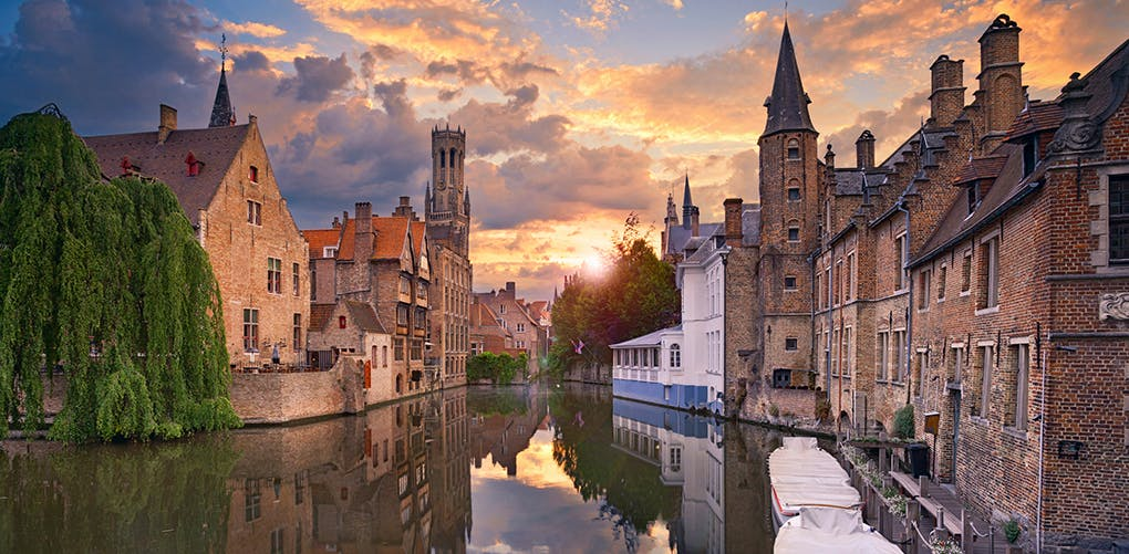 beautiful city bruges