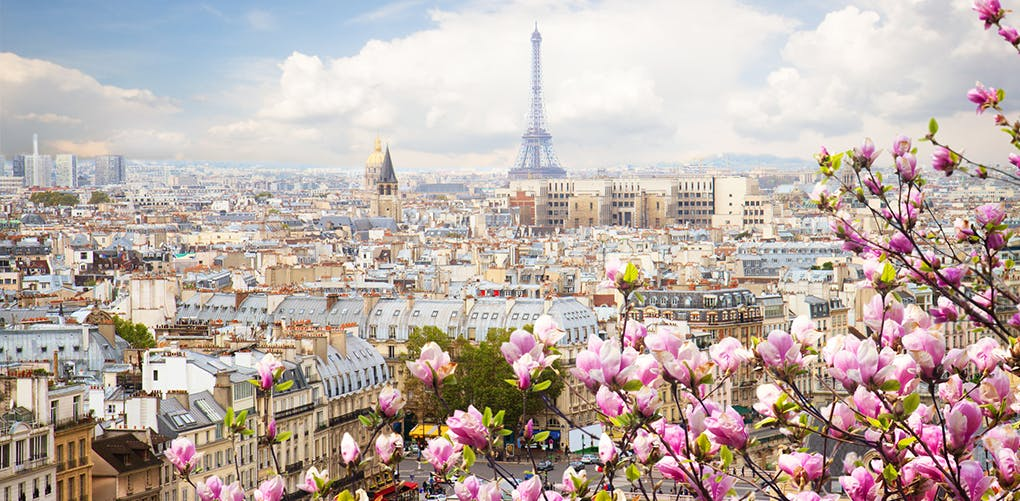 beautiful city paris