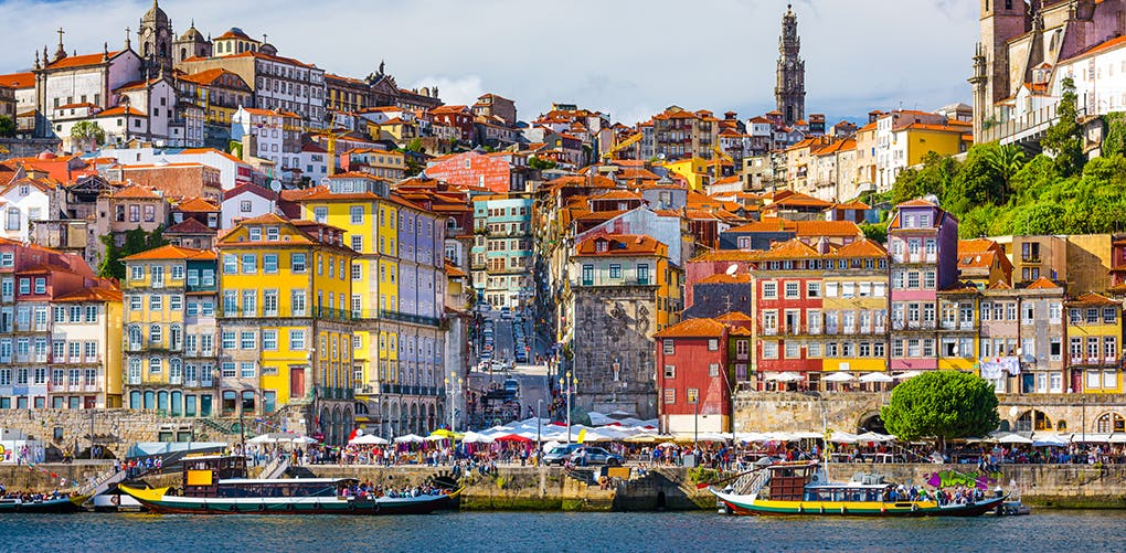 beautiful city porto