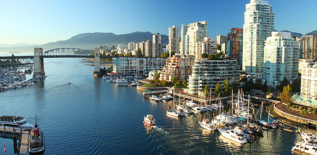 beautiful city vancouver