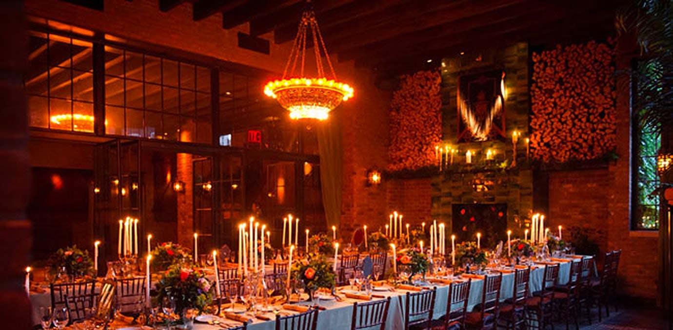 bowery hotel wedding venues NY