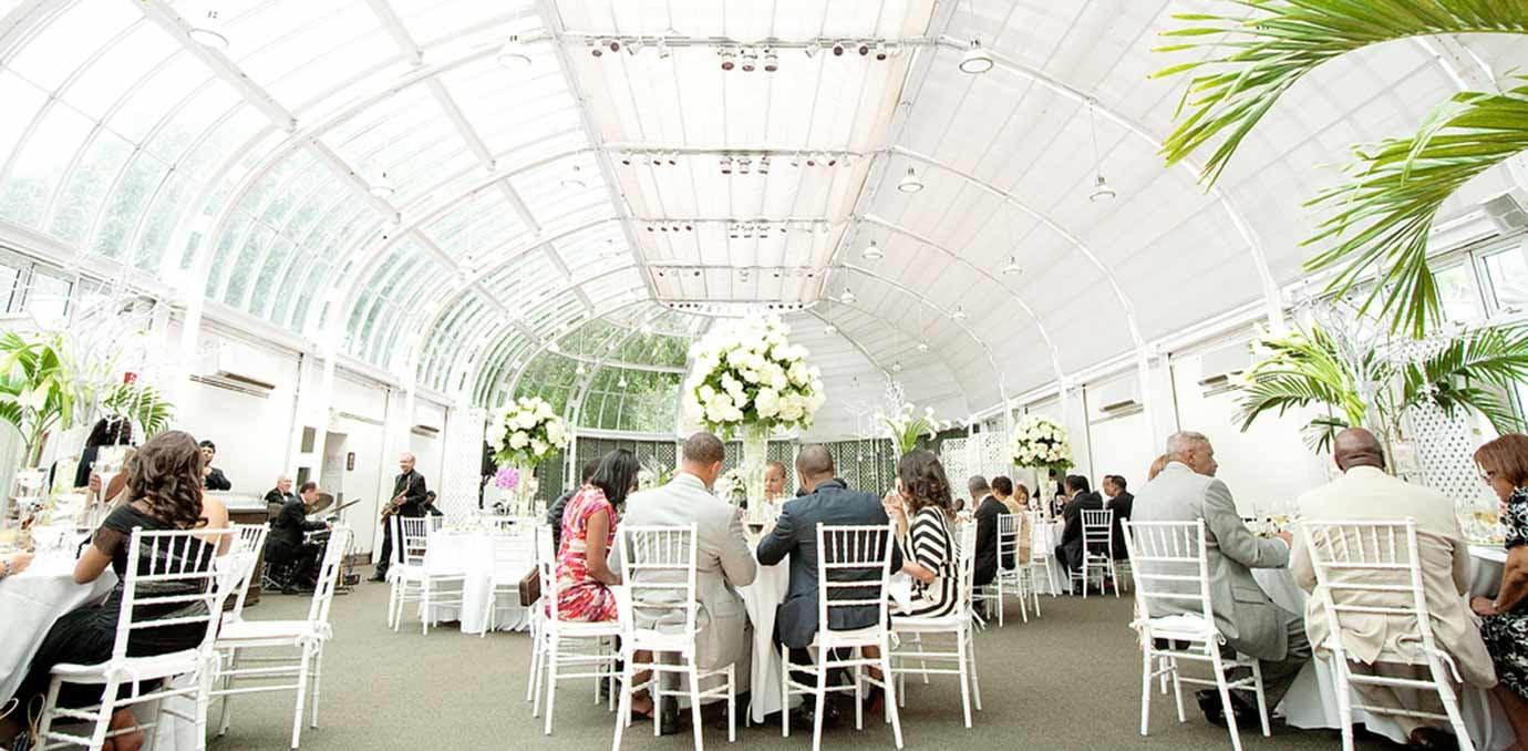 The Prettiest Wedding Venues In NYC
