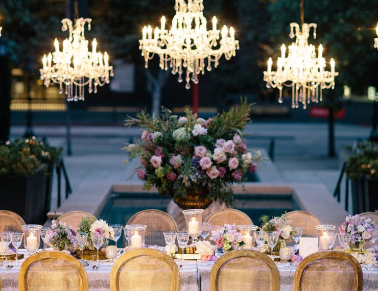 The Most Beautiful Wedding Venues In Los Angeles
