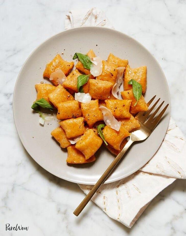 carrot pasta list