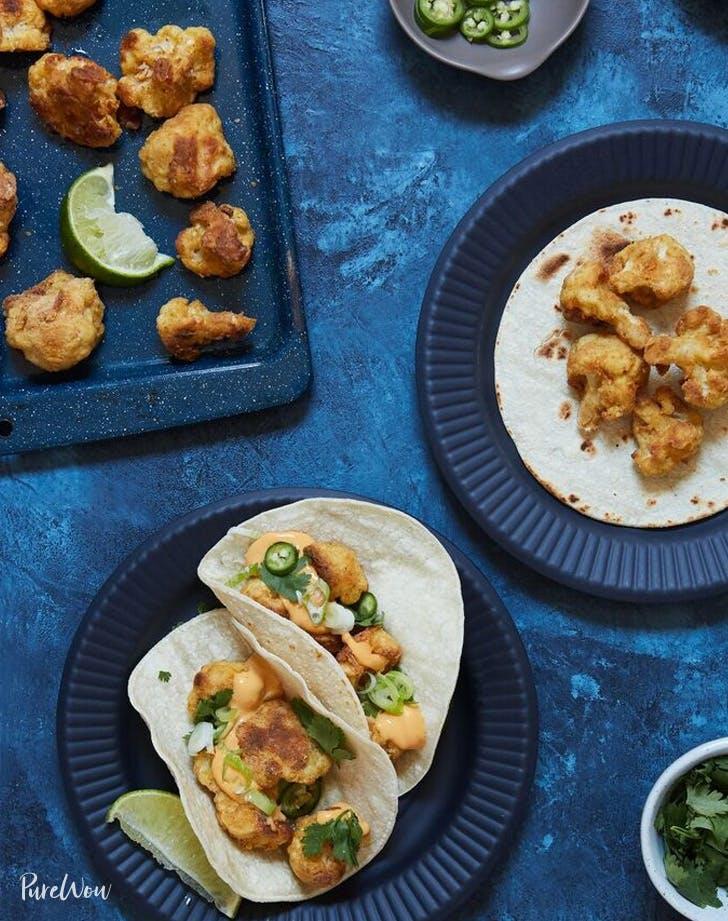 cauli tacos list