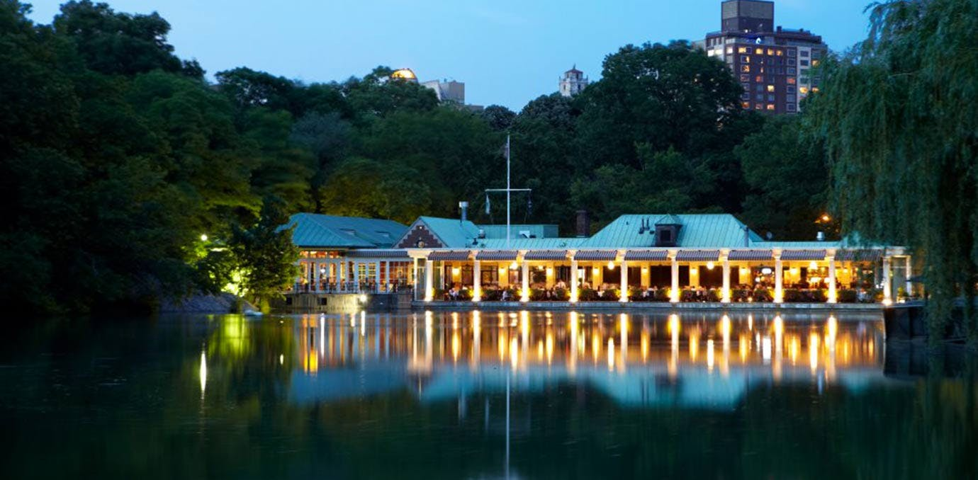 central park boathouse wedding venues NY1