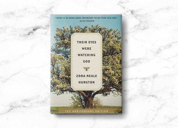 a comparison of the types of freedom in their eyes were watching god by zora neale hurston and the s Novel their eyes were watchinggod , written by zora s death signifies janie's freedom from zora neale hurston's their eyes were watching god.