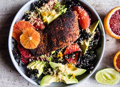 30 clean eating lunch recipes purewow 30 easy clean eating lunches to try this month forumfinder Image collections