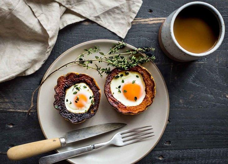 clean breakfast egghole