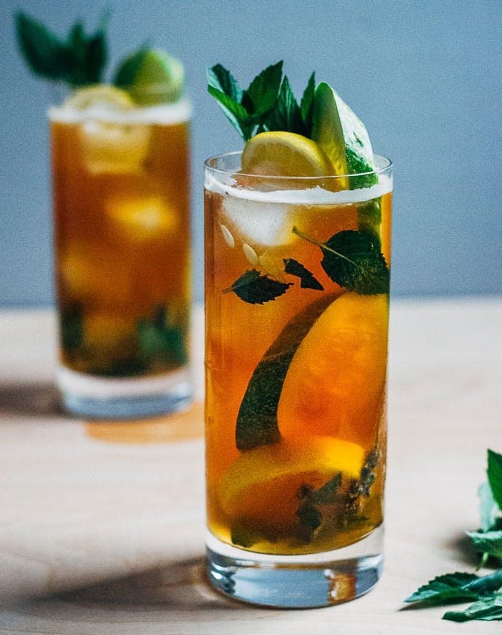 cocktails pimms