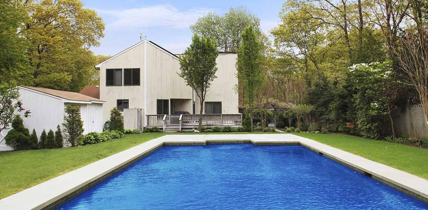 east hampton pool hamptons rental NY