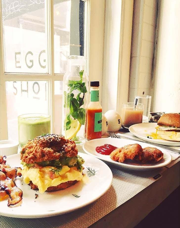 egg shop NY