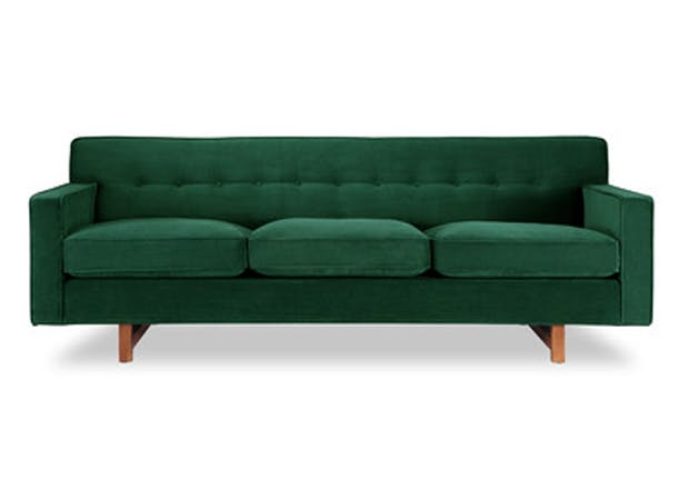 emerald couch