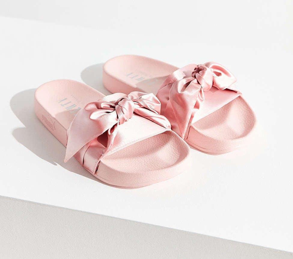 fenty puma rihanna dallas shoe trends shopped