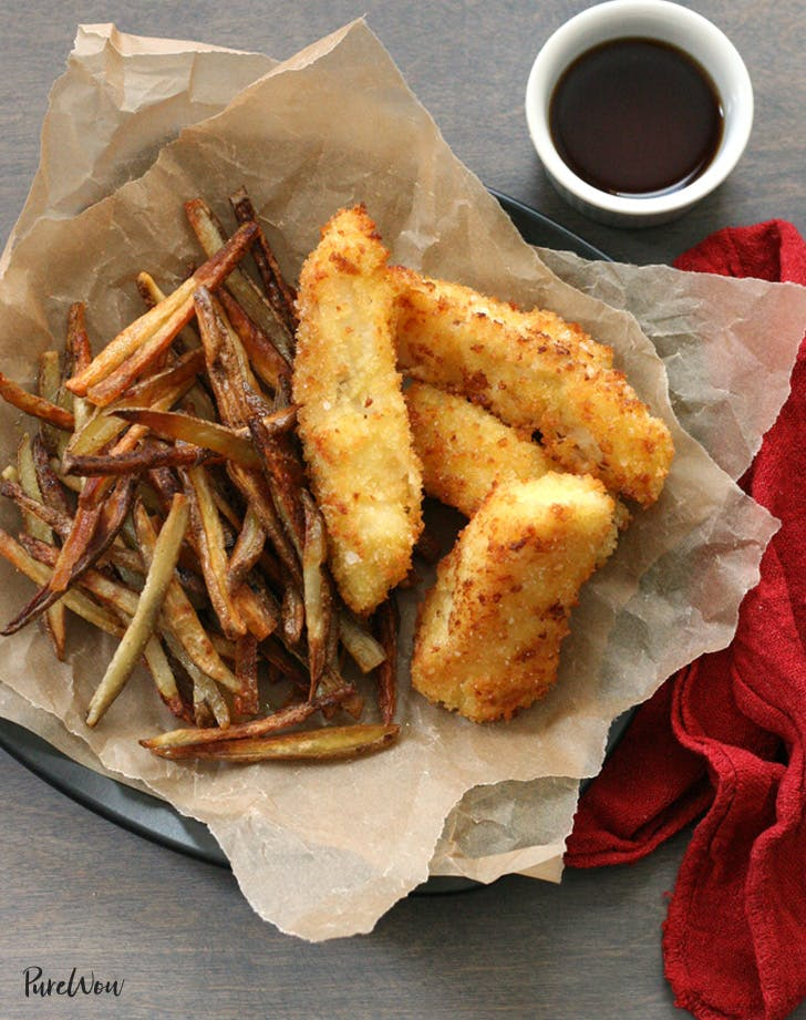 fish and chips list