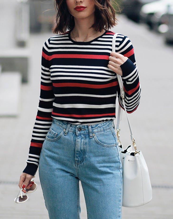 flatter waist jeans