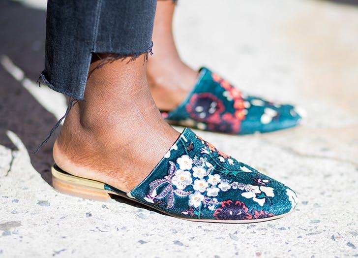 florals slides