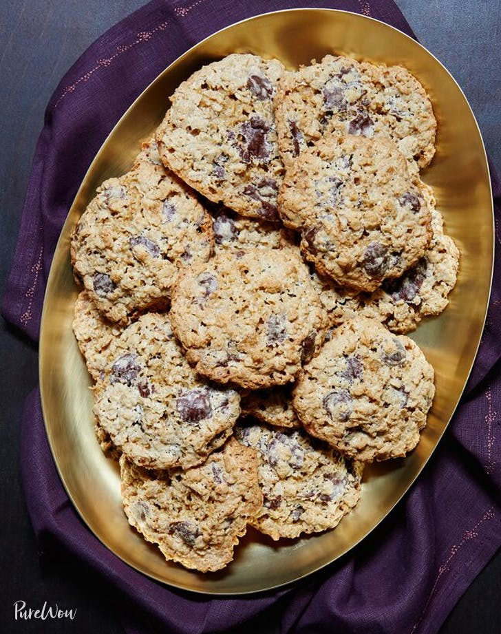flourless cookie