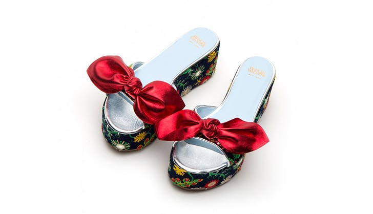 frances valentine dallas spring shoe trends list