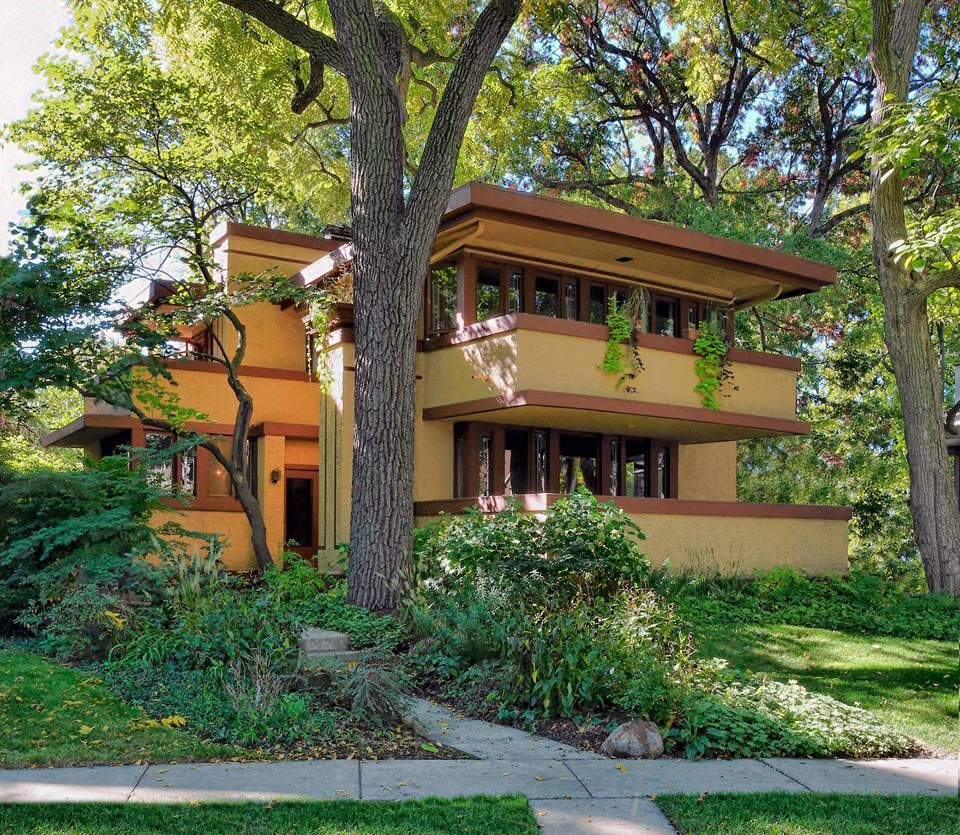 frank lloyd wright house tour chicago spring summer activities events