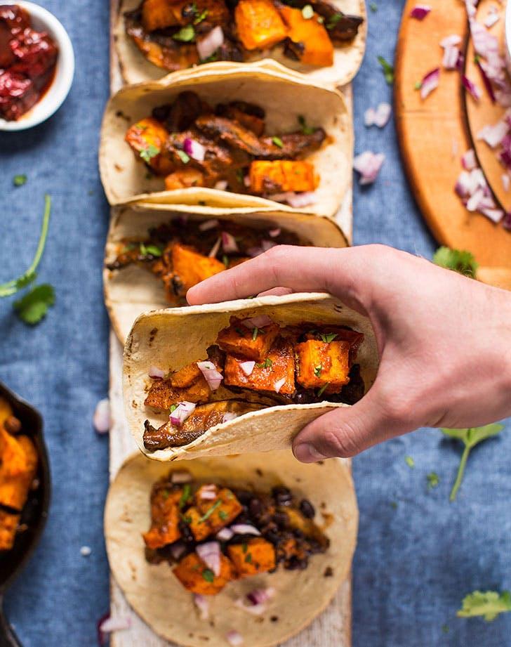 healthy comfortfood tacos