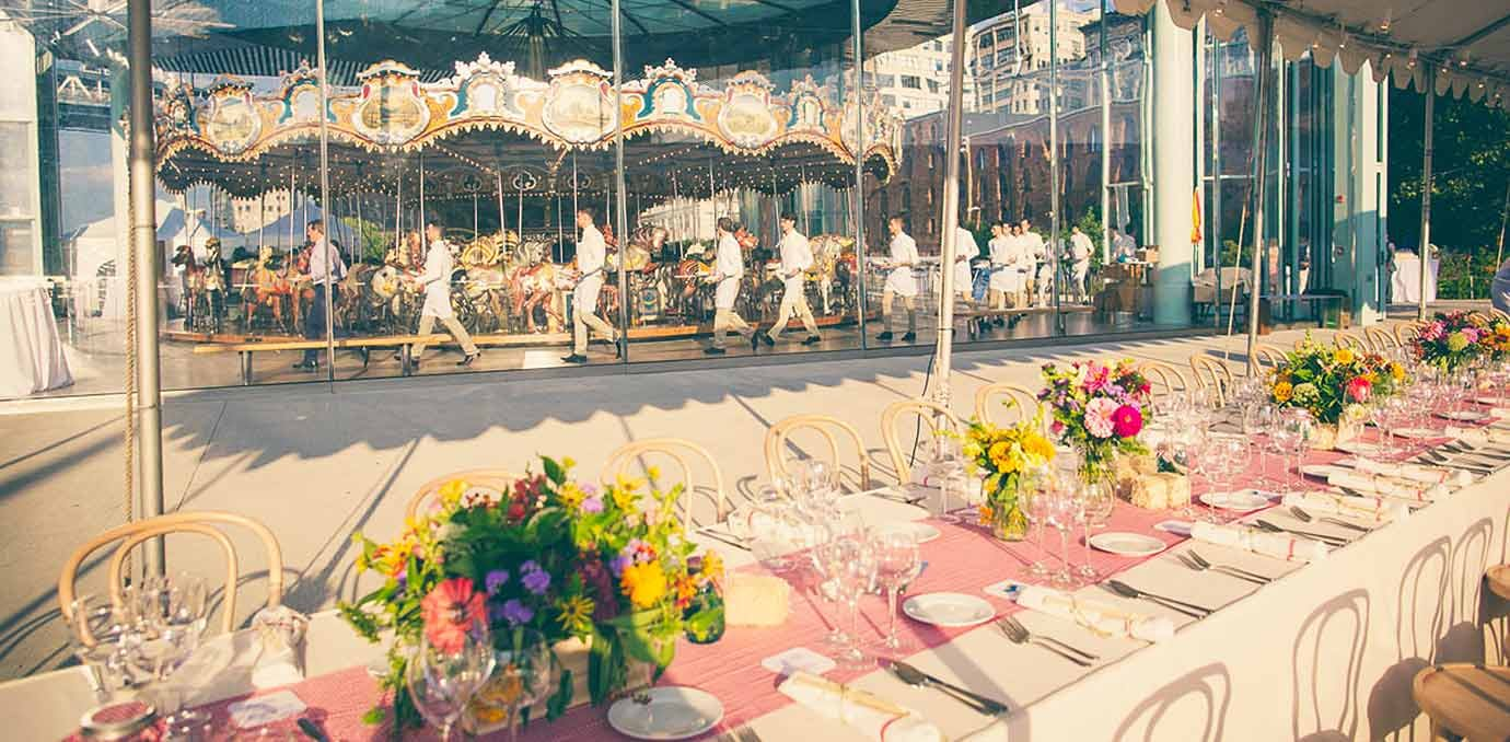 janes carousel wedding venues NY