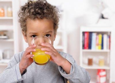 kids juice study