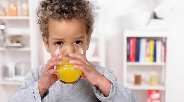 Science Now Says It's Totally Fine to Give Your Kids Juice