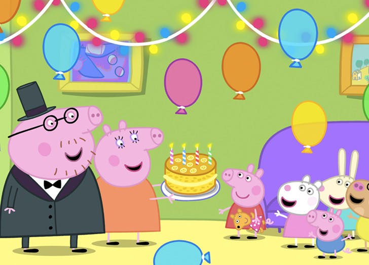 kids shows peppa