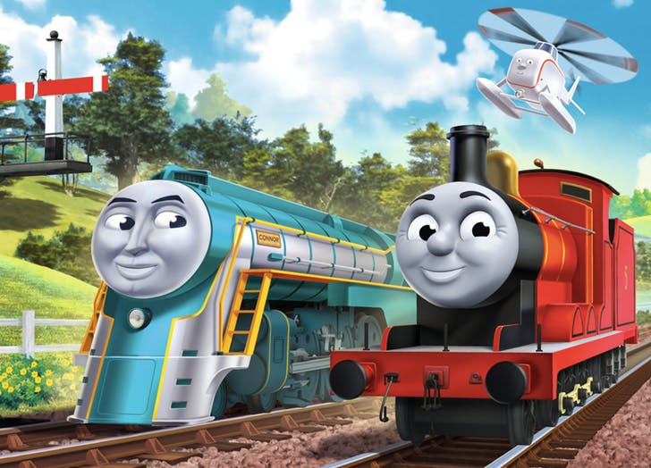 kids shows thomas