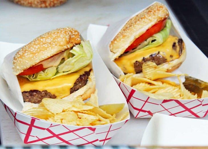 landhaus cheeseburger NY